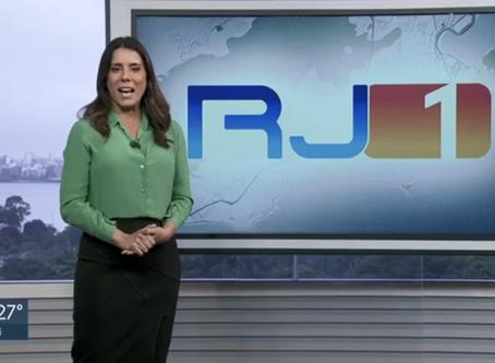 Nosso espaço na cobertura RJ TV da Casa Design Niterói.