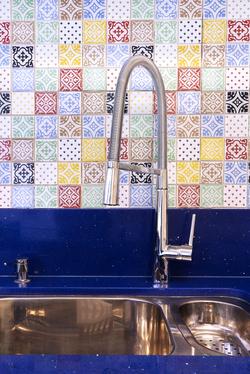 Kitchen in Blue - 07