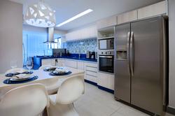 Kitchen in Blue - 02