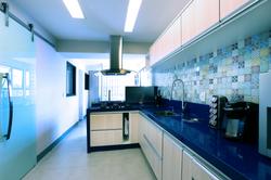 Kitchen in Blue - 05