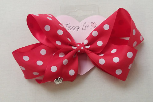 Red southern style bow (BRS)