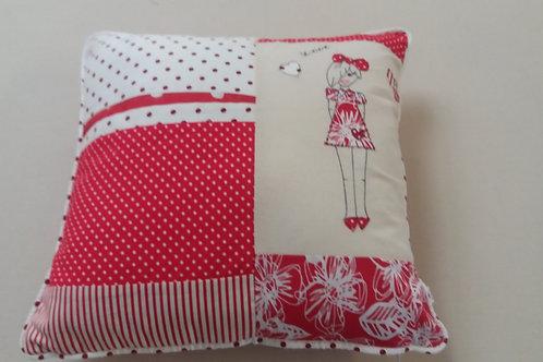 Red book cushion (LLCR)