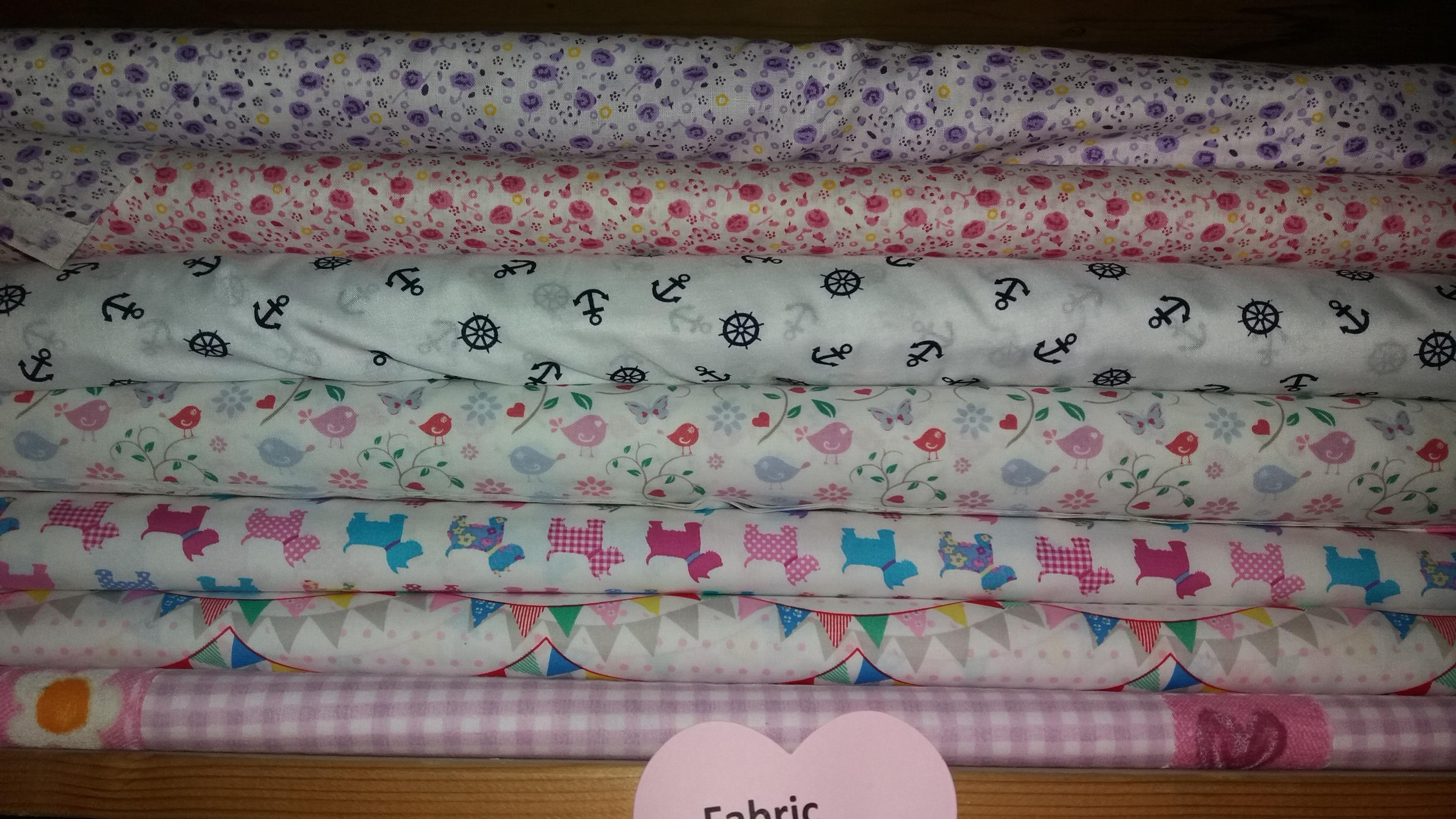 various fabric