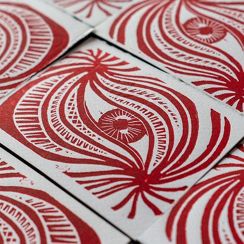 Red stripes II
