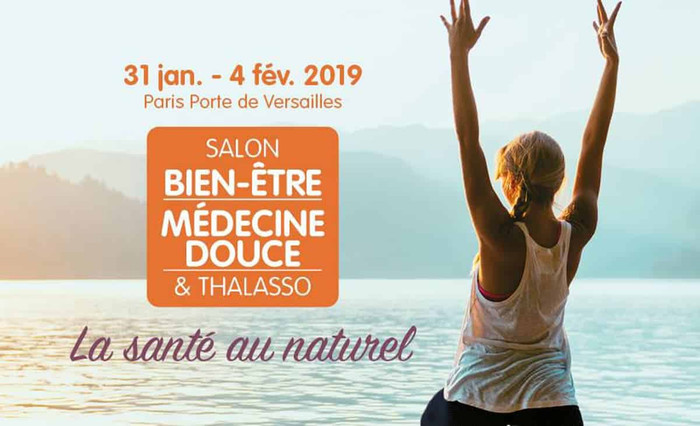Participation au salon Médecine douce à Paris