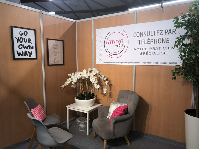 Participation au Salon Zen à Paris