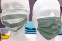 Masque thermo sensible