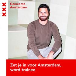 Gemeente Amsterdam trainee 2018