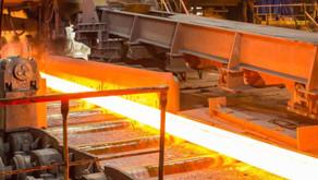 Produção mundial de aço cresce 4,8% em janeiro