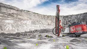 Sandivik lança novo sistema de perfuração Top Hammer XL