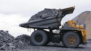 Contratos futuros do minério de ferro caem na China