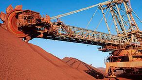 Todos os olhos do mercado de minério de ferro voltados para o Brasil