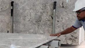 Acidente mata trabalhador de empresa de rochas ornamentais