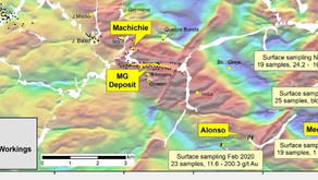 Cabral acelera sondagem em alvos do projeto de ouro Cuiú Cuiú, no Pará