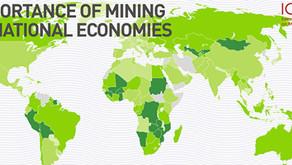 Importância da mineração na economia