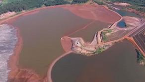 Vale eleva nível de emergência de barragem e remove 34 moradores em MG