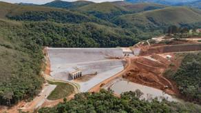 Vale inicia obras de descaracterização na barragem B3/B4, em Macacos, Nova Lima (MG)