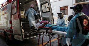 Depois de matar 132 mil, Covid-19 já é a maior causa de mortes no Brasil em um único ano