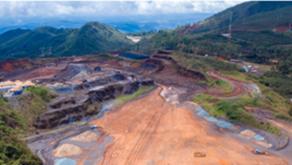 Vale conclui descaracterização de barragem em Nova Lima (MG)