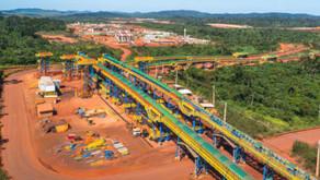 Minério de ferro impulsiona resultado