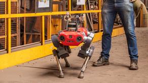Vale utiliza robôs em operações de três Estados