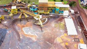 Mineradoras de menor porte investem em projetos minerários