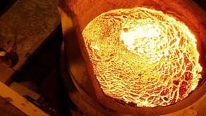 Produção de aço na AL cai 8,4% em 2020