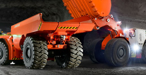 Uma nova era para as carregadeiras e caminhões Toro™ da Sandvik
