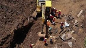 Vale identifica trincas no que restou da barragem rompida em Brumadinho