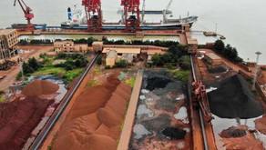 China defende reforma no mecanismo de preço do minério de ferro