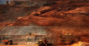 Produção de minério de ferro da Vale sobe 31% e atinge 88,7 milhões de toneladas no 3ºtri