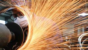 Produção global de aço supera 1,1 bilhão de toneladas em sete meses