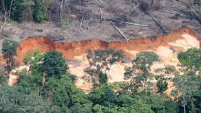 Área ocupada por mineração no Brasil cresceu mais de 564% em três décadas, aponta levantamento