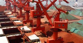 Futuros de minério de ferro têm perda semanal com perspectiva de maior oferta