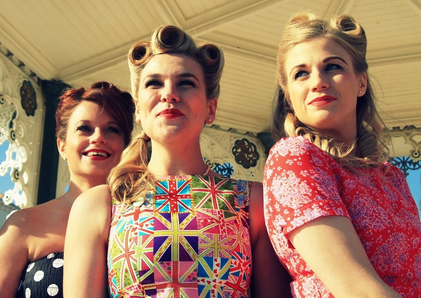 Brighton Vintage Makeover Parties at Fin