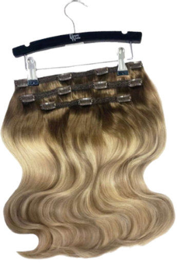 Beauty Works Deluxe Clipin Hair Extensio
