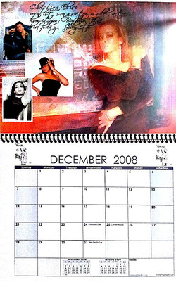 Voices of Poetry Calendar