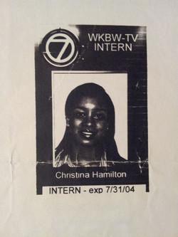 Channel 7 News Intern