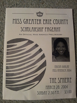 Miss Greater Erie County Pageant