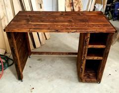 Custom Built Rolling Desk.jpg