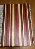 Custom Cutting Board - Bolivian Rosewood
