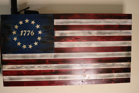 1776 Concealment Flag