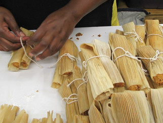 Ladies Social Group: Learn to Make Tamales