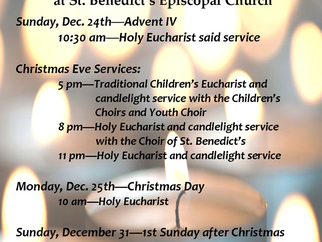 Join us for a Christmas Service