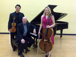 Leaptrott Trio Visits St. Benedict's on March 11th