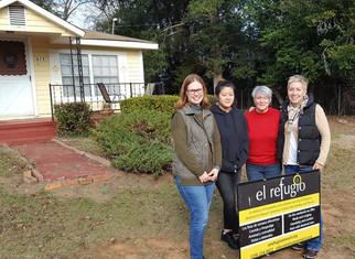 Donations for El Refugio