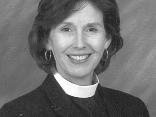St. Benedict's Welcomes Deacon, Edith Woodling