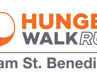 Join Us for the Hunger Walk Run on April 28, 2019