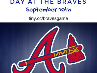 Grab Your Tickets for the Braves Game on September 16.
