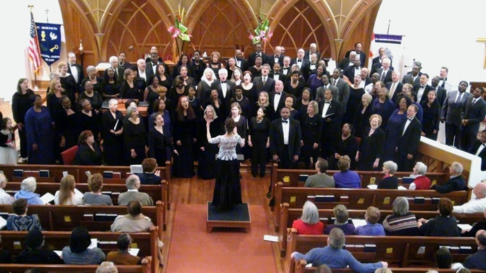Black History Mass Choir 2.12.